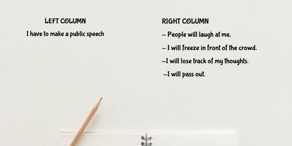 three column notes
